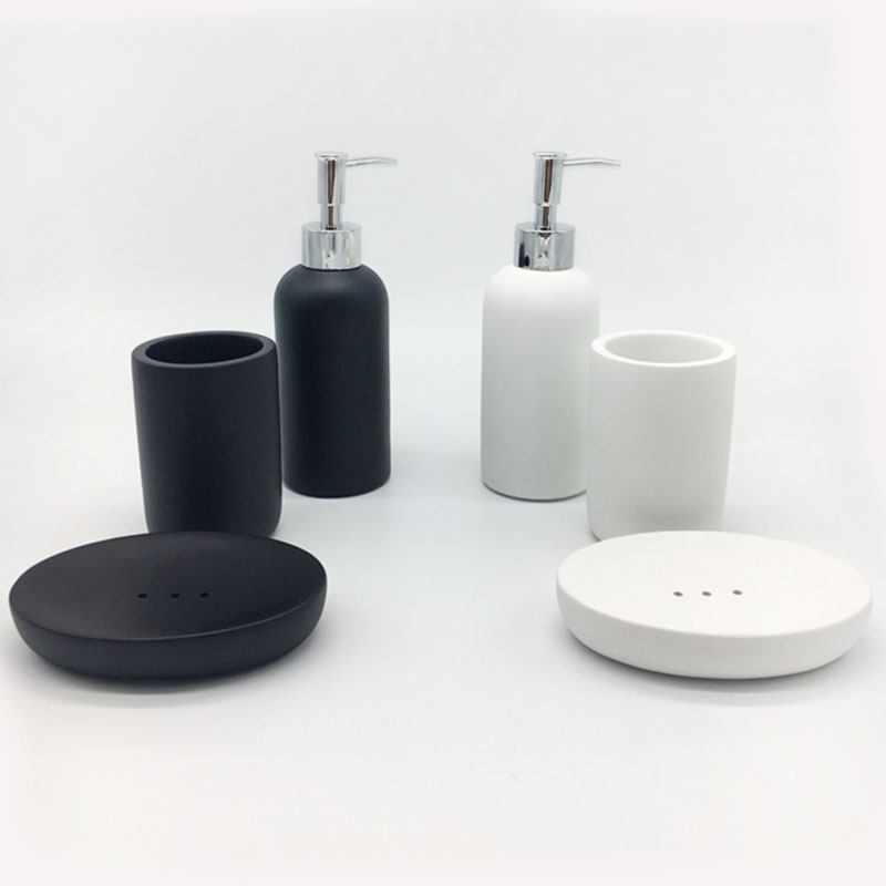 Xuying Bathroom Items silver bathroom accessories on sale for hotel-1