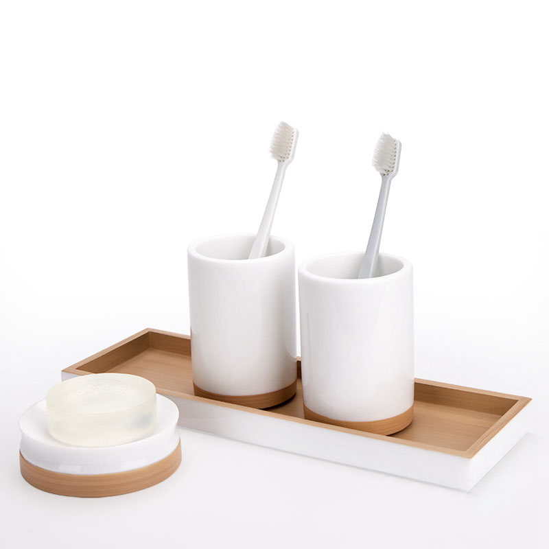 Xuying Bathroom Items modern white bathroom accessories set customized for bathroom-2