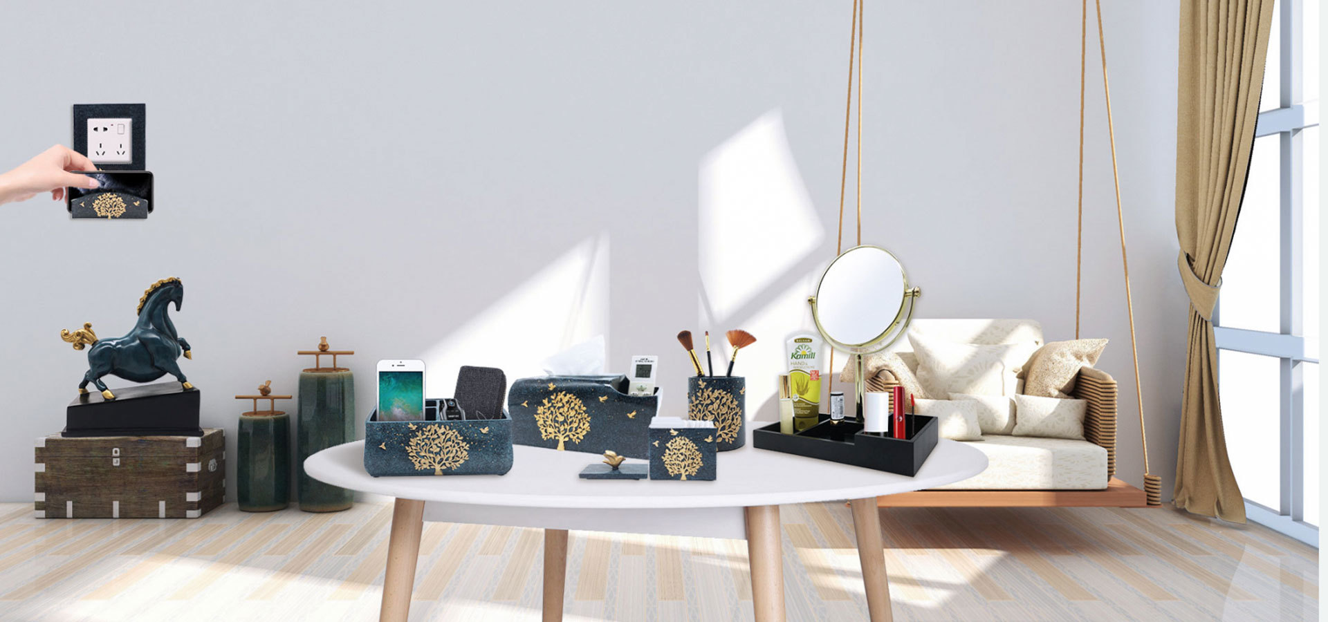 Home decoration Accessories Set for Good Life