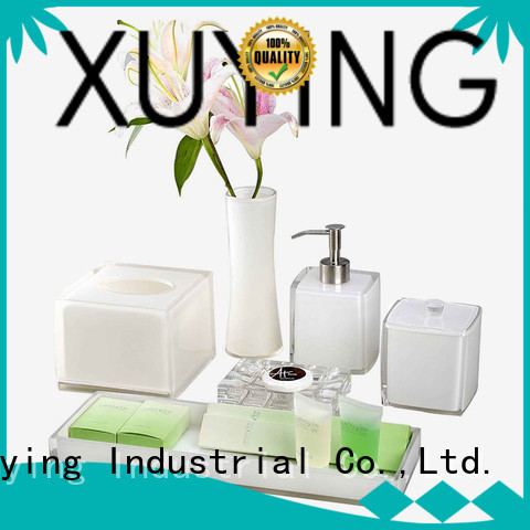 Xuying Bathroom Items hot selling grey bathroom accessories factory price for home