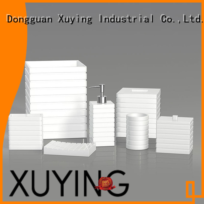 Xuying Bathroom Items modern white bathroom accessories set manufacturer for bathroom