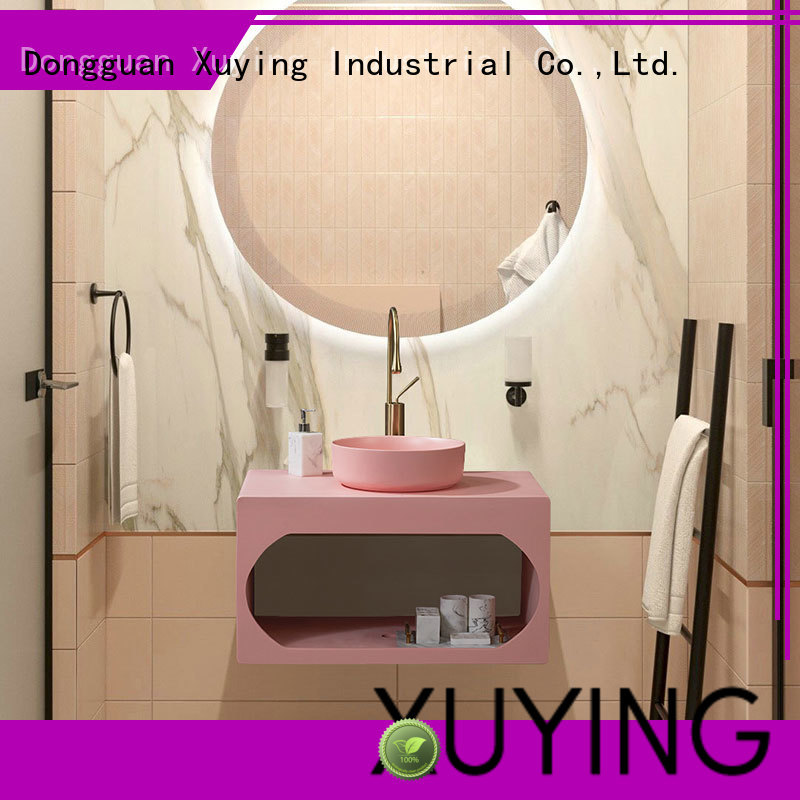 fashion white bathroom accessories set manufacturer for home