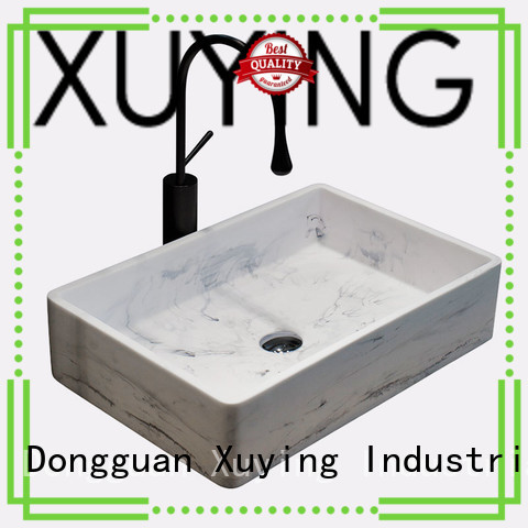 Xuying Bathroom Items durable concrete basin wholesale for bathroom