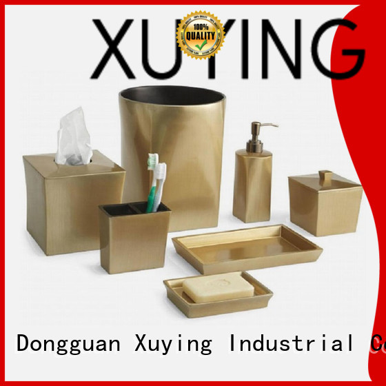 Xuying Bathroom Items modern grey bathroom accessories set wholesale for restroom