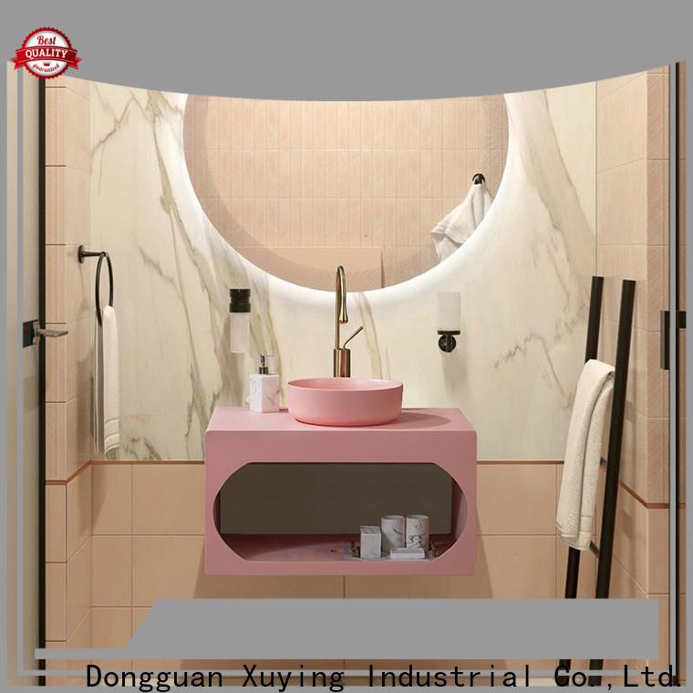 Xuying Bathroom Items fashion gold bathroom accessories customized for bathroom