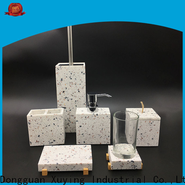 Xuying Bathroom Items fashion silver bathroom accessories on sale for home
