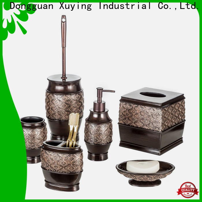 Xuying Bathroom Items wooden bathroom accessories customized for hotel