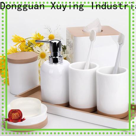 Xuying Bathroom Items black bathroom sets manufacturer for hotel