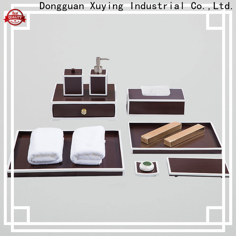 Xuying Bathroom Items hotel accessories design for hotel
