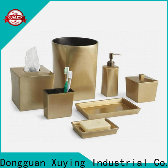 Xuying Bathroom Items blue bathroom accessories set manufacturer for home