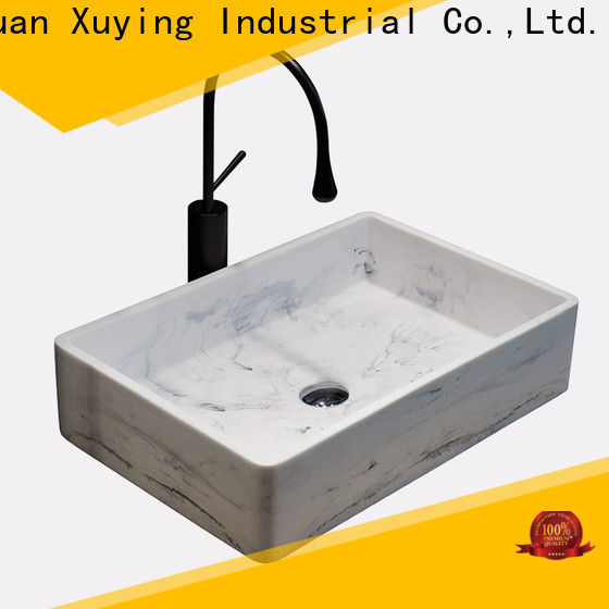 Xuying Bathroom Items counter top basins supplier for home
