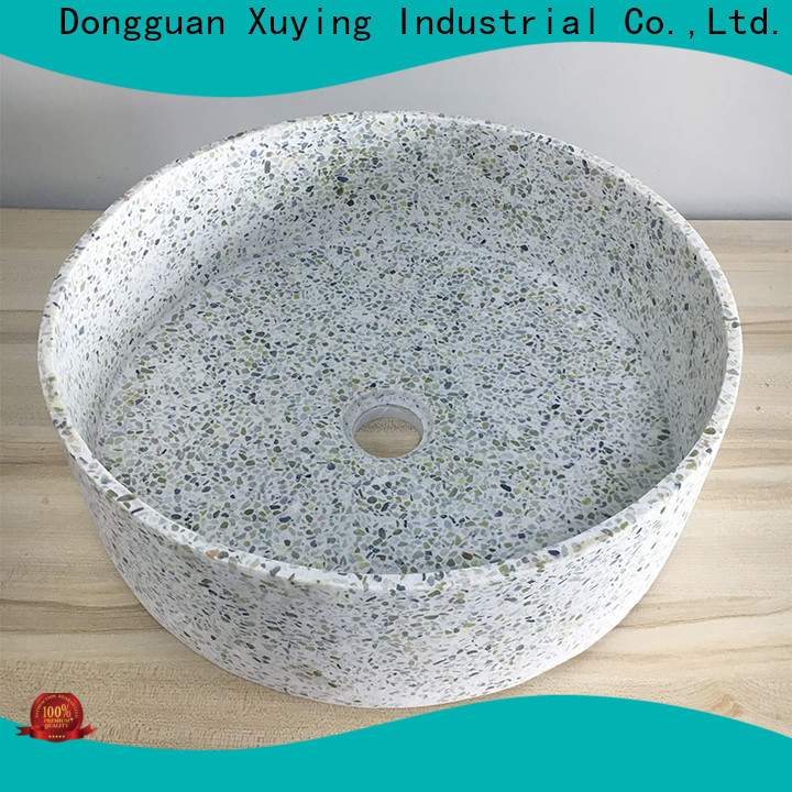Xuying Bathroom Items stable wash hand basin factory price for restroom