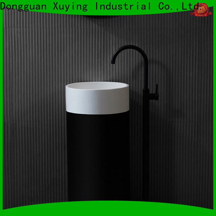 reliable counter top basins factory price for bathroom