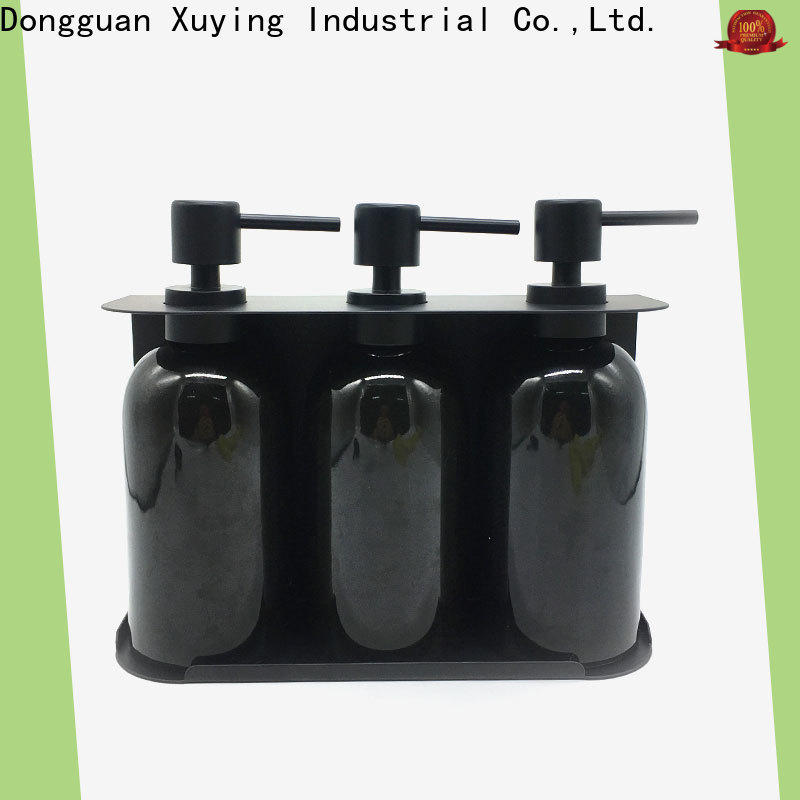 Xuying Bathroom Items fashion soap dispenser set factory price for home