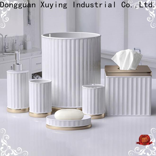 durable ceramic soap dish design for restroom