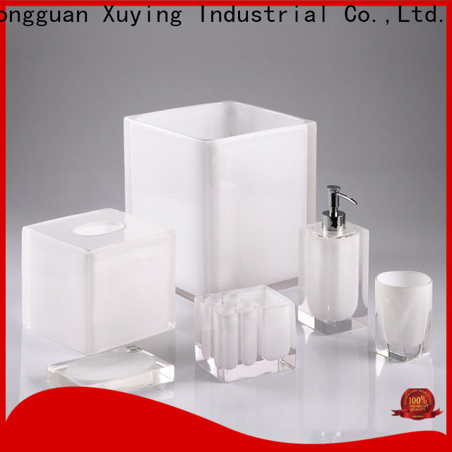 Xuying Bathroom Items luxury bathroom accessories sets factory price for restroom