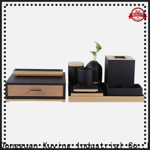 popular matte black bathroom accessories supplier for home
