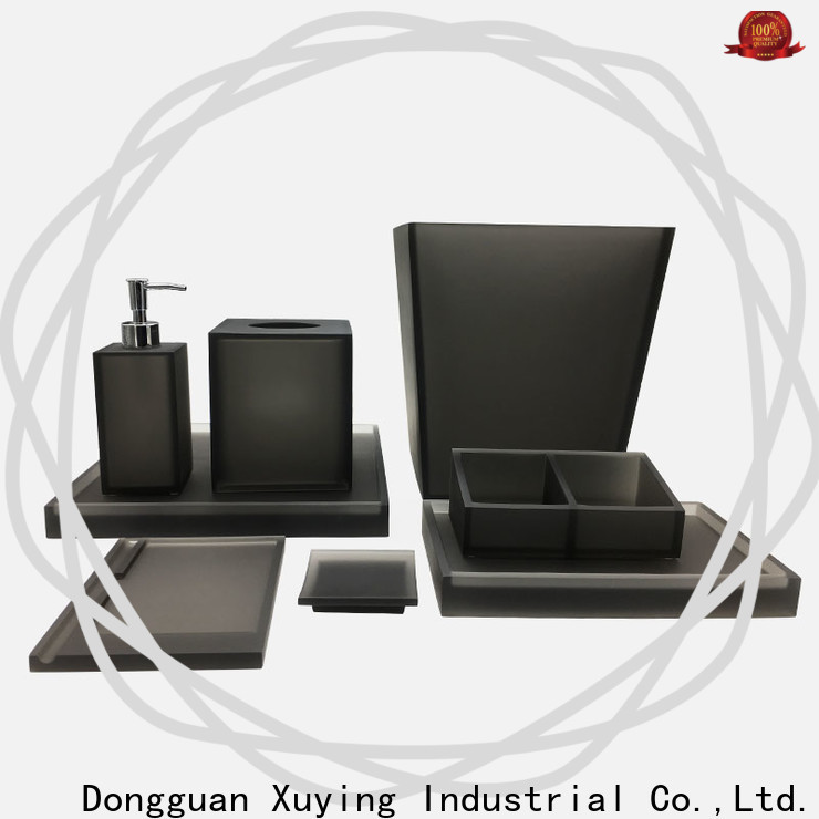 hot selling bathroom decor sets supplier for home