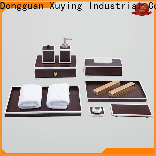 Xuying Bathroom Items long lasting bathroom toothbrush holder with good price for hotel