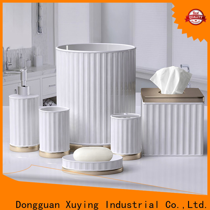 durable white bathroom accessories supplier for hotel