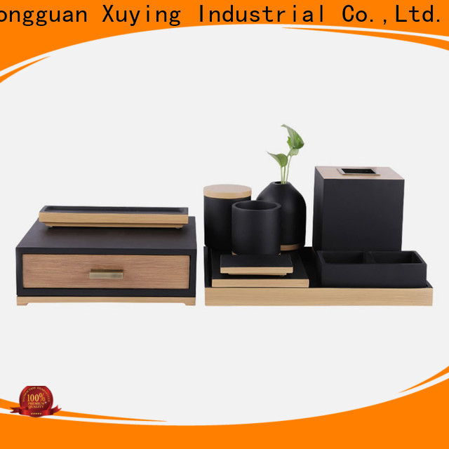 Xuying Bathroom Items elegant luxury bathroom accessories with good price for hotel
