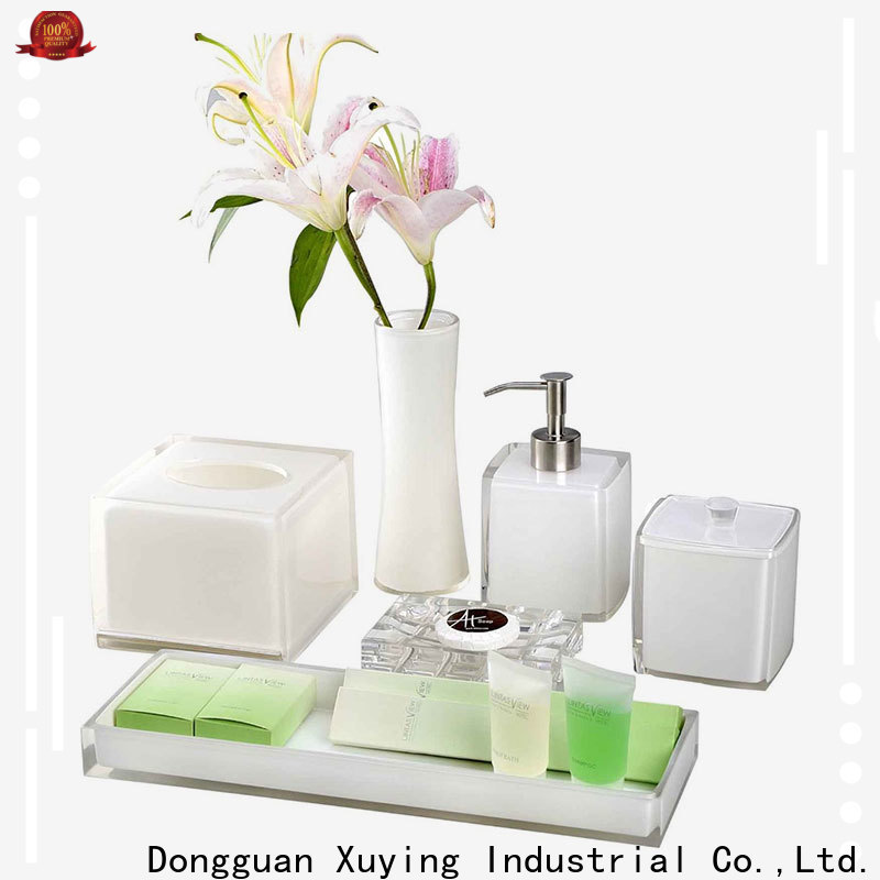 Xuying Bathroom Items hot selling bathroom decor sets personalized for bathroom