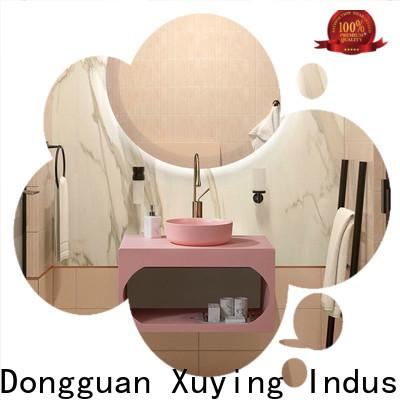 Xuying Bathroom Items fashion grey bathroom accessories set wholesale for hotel