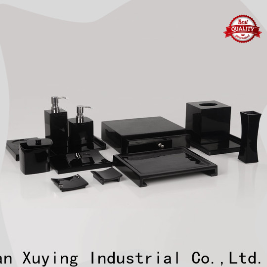 Xuying Bathroom Items long lasting luxury bathroom accessories factory for restroom