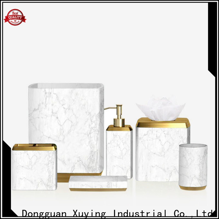 modern rose gold bathroom set wholesale for bathroom