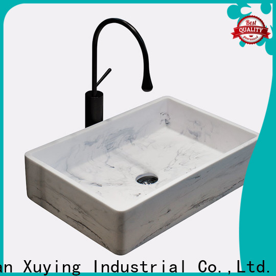 Xuying Bathroom Items durable sink basin personalized for hotel