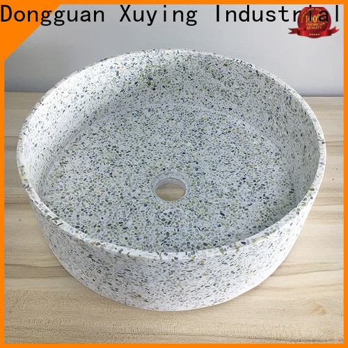 Xuying Bathroom Items durable square bathroom sinks supplier for home