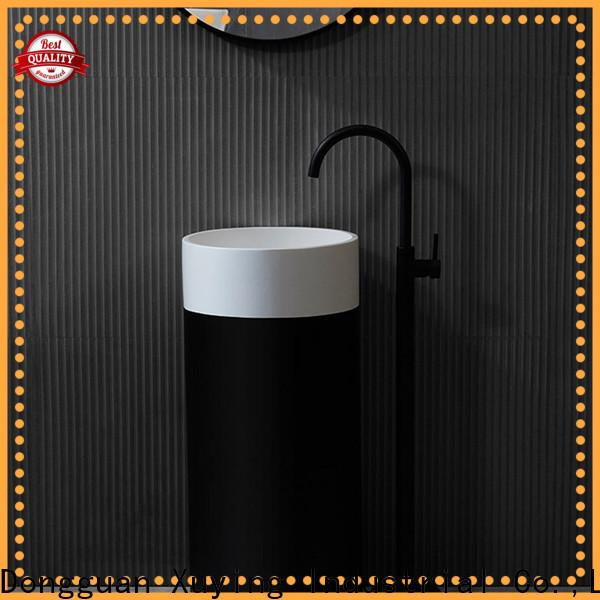 Xuying Bathroom Items wash hand basin factory price for bathroom