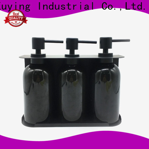Xuying Bathroom Items soap dispenser set factory price for hotel