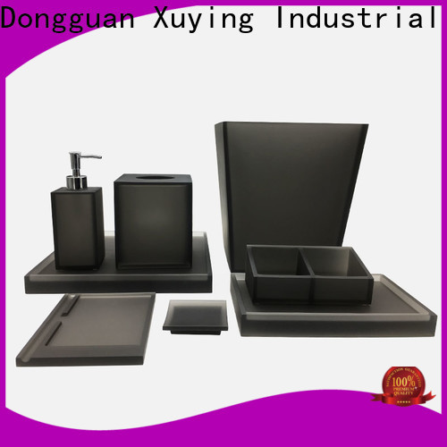 Xuying Bathroom Items hot selling gold bathroom accessories supplier for restroom
