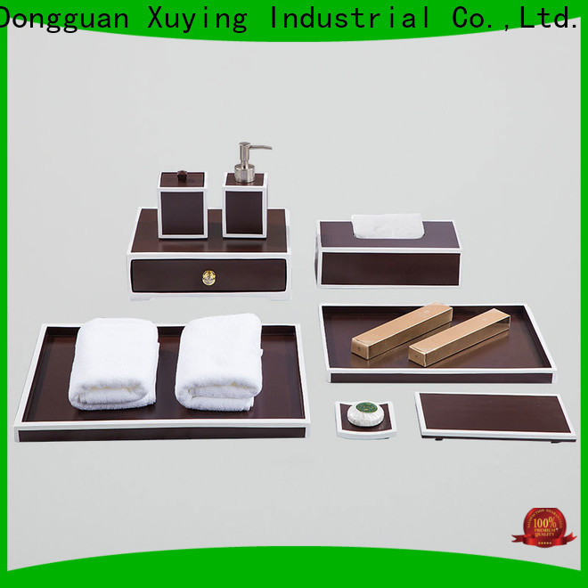 Xuying Bathroom Items matte black bathroom accessories with good price for restroom