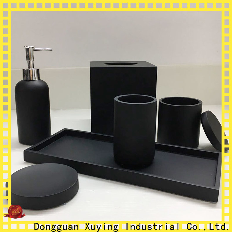 Xuying Bathroom Items black bathroom sets on sale for bathroom