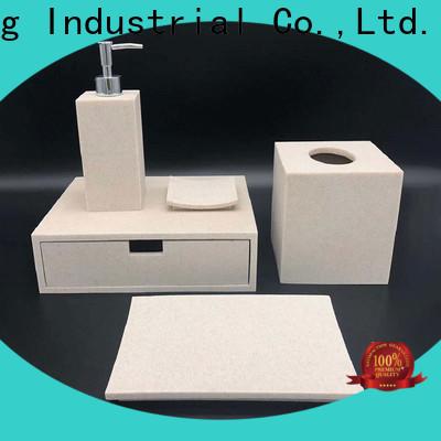 professional luxury bath accessories supplier for restroom