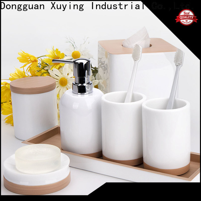 Xuying Bathroom Items hotel accessories factory for hotel