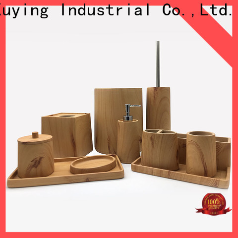 Xuying Bathroom Items wooden bathroom accessories customized for bathroom