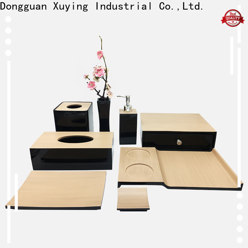 Xuying Bathroom Items elegant luxury bathroom accessories with good price for restroom