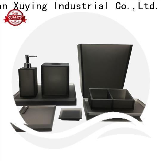 Xuying Bathroom Items grey bathroom accessories supplier for hotel