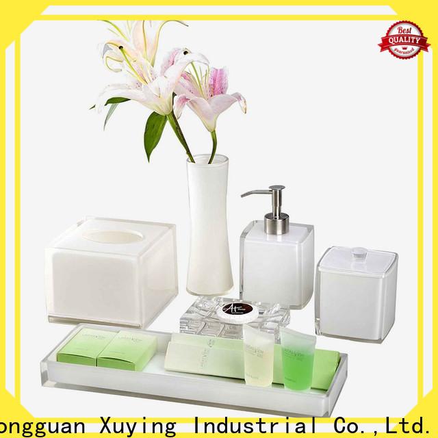 practical grey bathroom accessories factory price for restroom