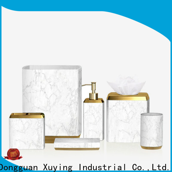 Xuying Bathroom Items black bathroom accessories customized for home