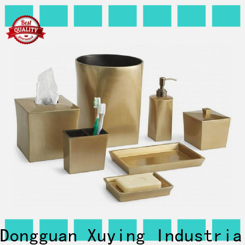 Xuying Bathroom Items gold bathroom accessories customized for restroom