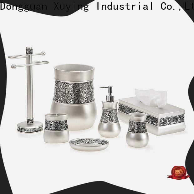 Xuying Bathroom Items modern black and gold bathroom customized for bathroom