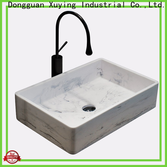 Xuying Bathroom Items square bathroom sinks supplier for home