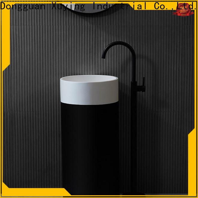 Xuying Bathroom Items sturdy wash hand basin supplier for restroom