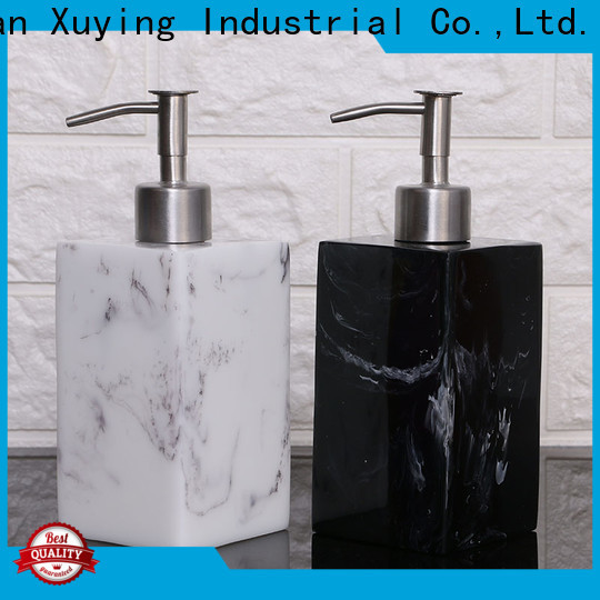 elegant soap dispenser set manufacturer for home