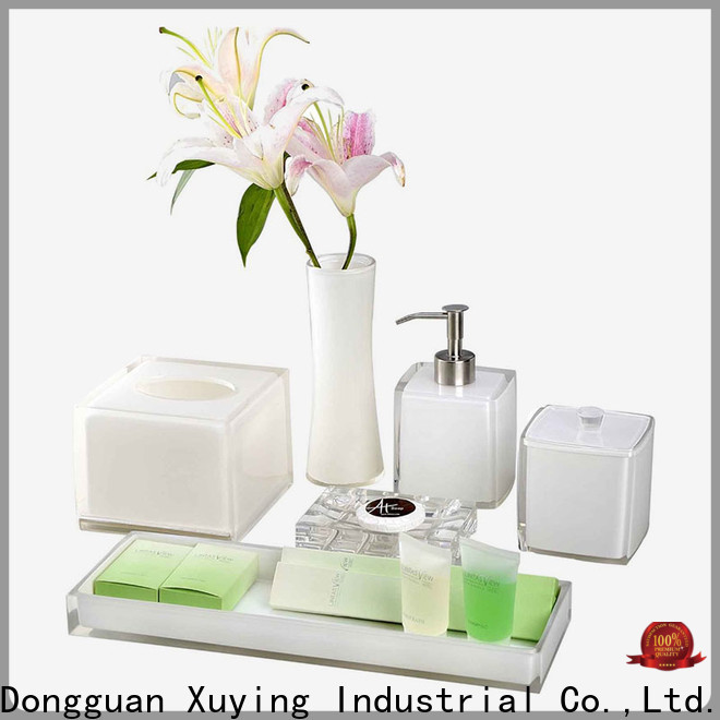 Xuying Bathroom Items durable bathroom accessories luxury personalized for restroom