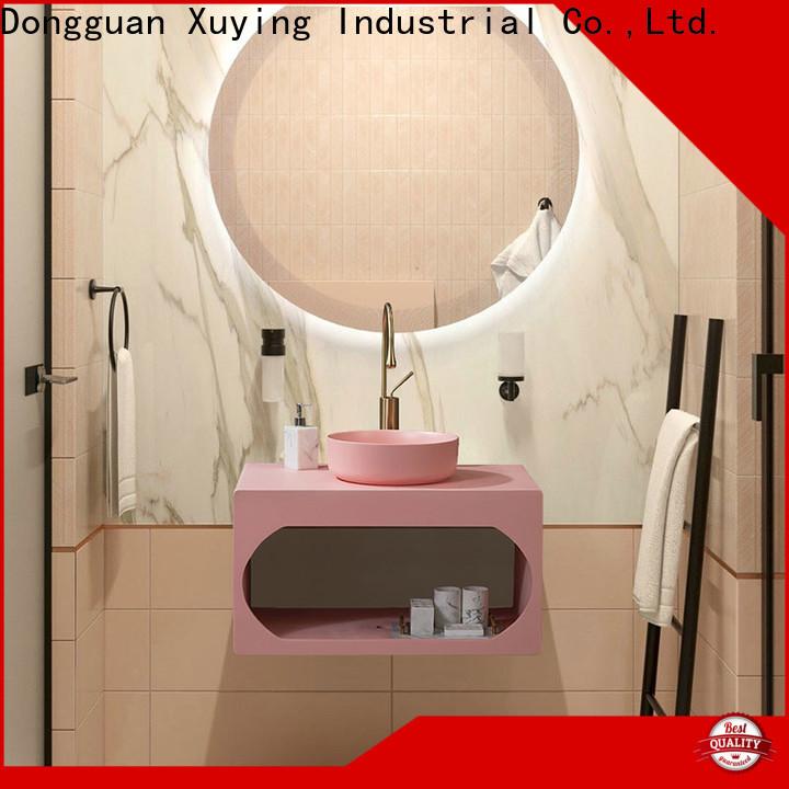 Xuying Bathroom Items durable black bathroom decor wholesale for hotel